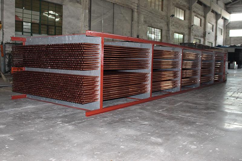800T闭式冷却塔用铜冷却盘管