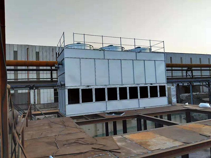 炼铁厂高炉专用闭式冷却塔