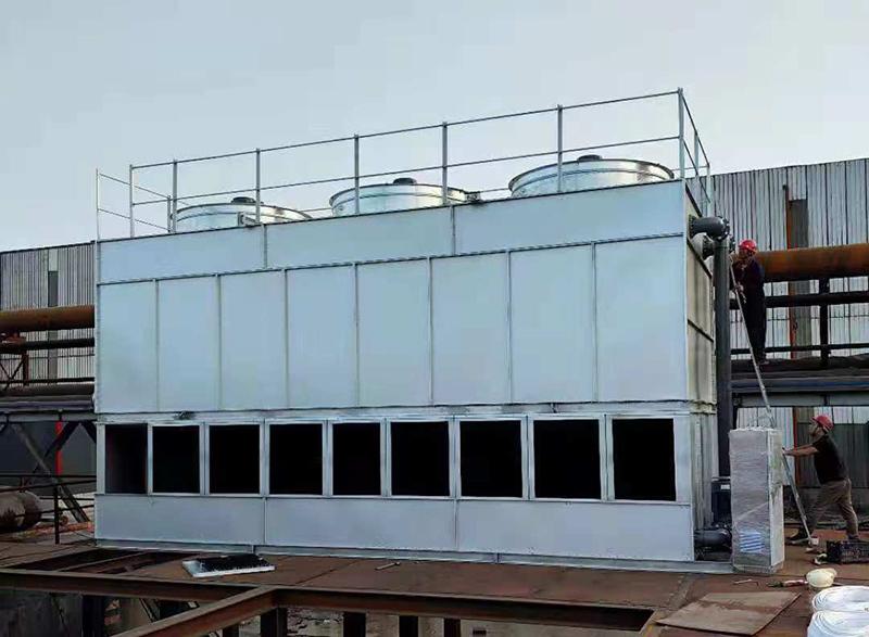钢铁行业用闭式冷却塔