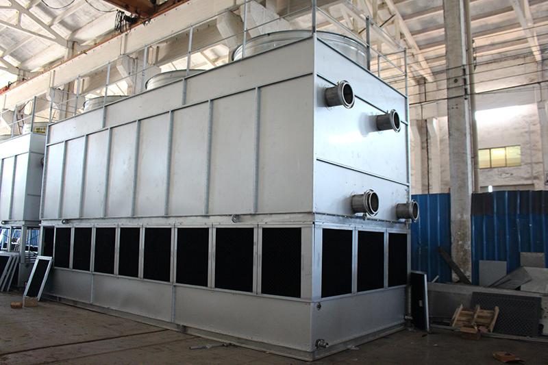 工业高温闭式冷却塔