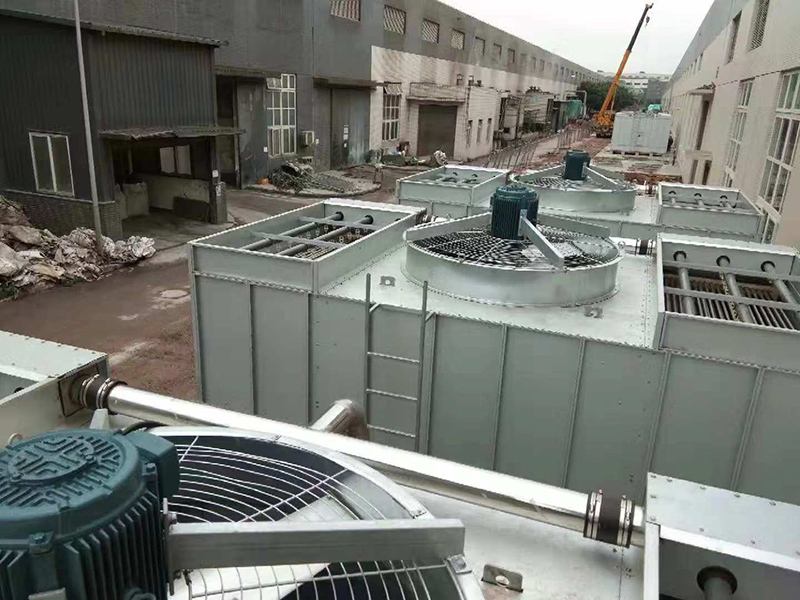 中频炉用闭式冷却塔