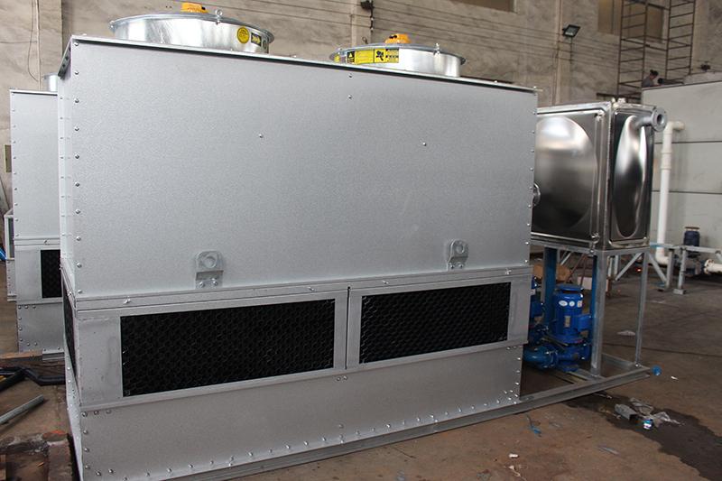 工业封闭式冷却塔