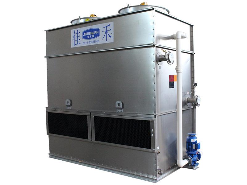 200T真空炉用逆流闭式冷却塔