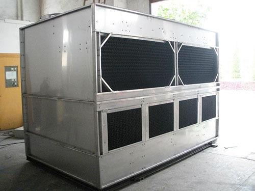 横流封闭式冷却塔