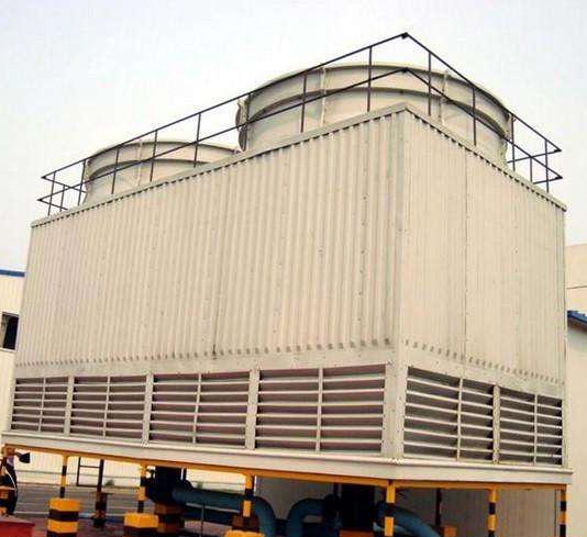 如何减少密闭式冷却塔的噪音污染?