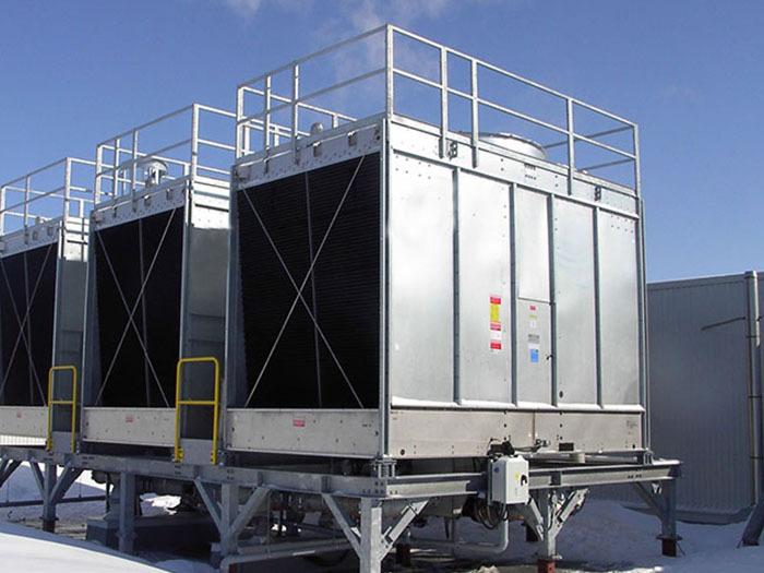 泛亚冷却教你怎么正确清洗密闭式冷却塔