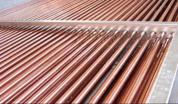 铜材质的闭式冷却塔盘管