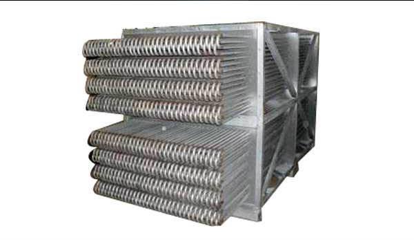 铝合金的闭式冷却塔盘管