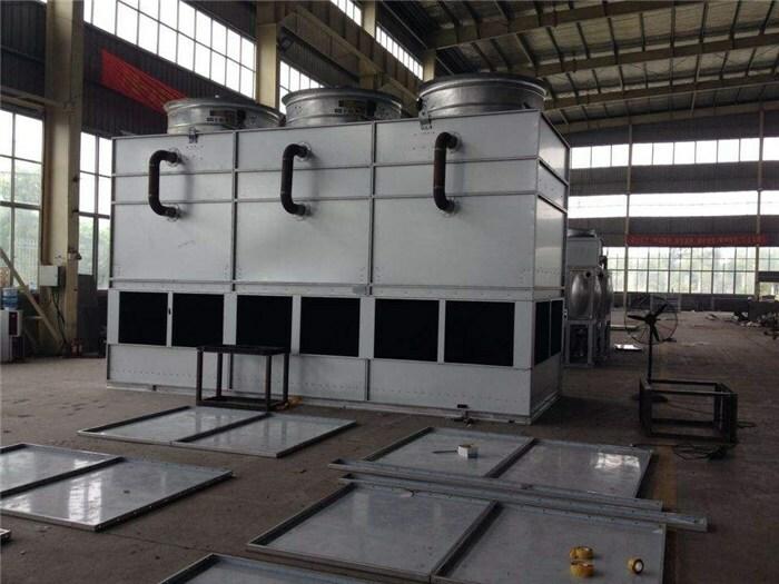 佳禾冷却设备带你了解闭式冷却塔的如何工作的?