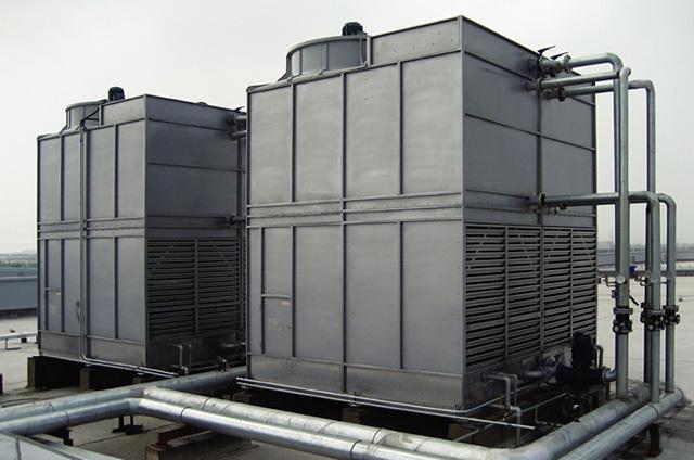 横流闭式冷却塔