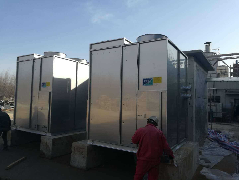 闭式冷却塔的防冻措施有哪些