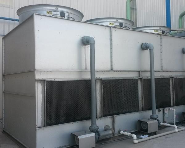 冷却塔如何提高水塔的换热效率