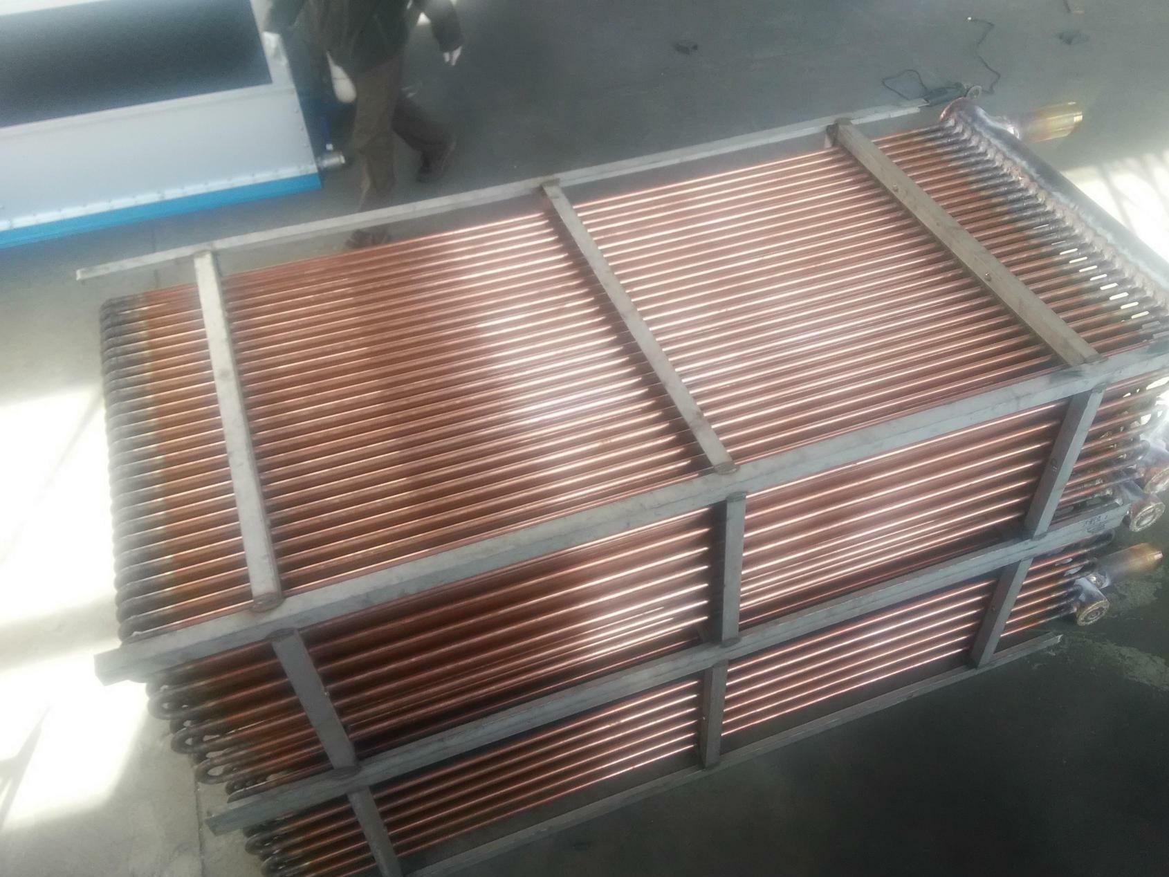 闭式冷却塔专用铜盘管
