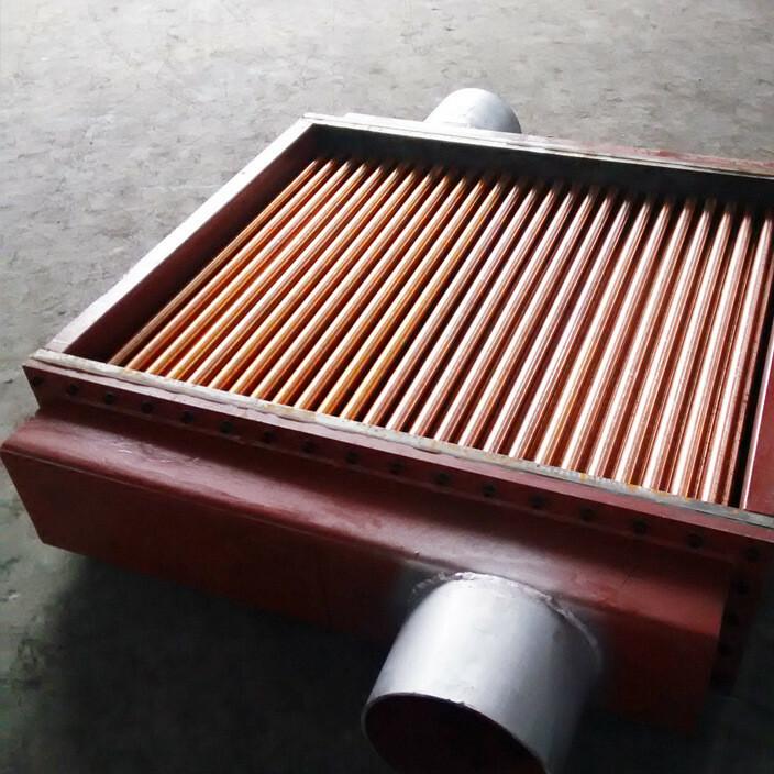 闭式冷却塔铜盘管加热器