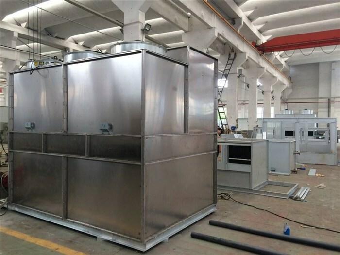 关于闭式冷却塔的验收标准