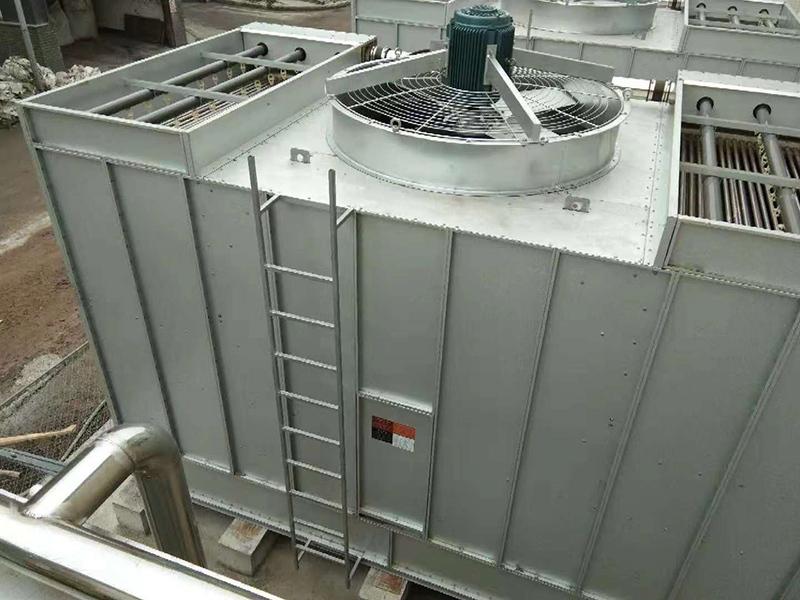 如何用闭式冷却塔来进行污水冷却