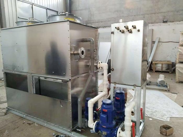 闭式冷却塔漏水应该怎么办?