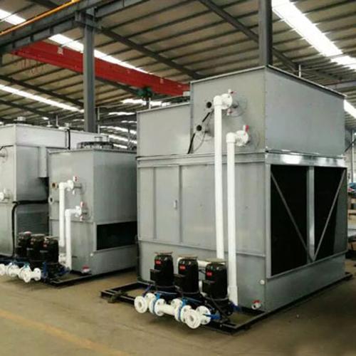 你知道闭式冷却塔和蒸发式冷凝器有哪些区别吗?