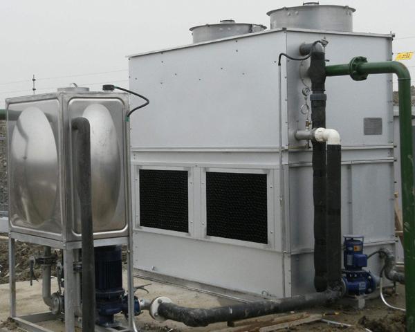 关于闭式冷却塔的运行原理及优势,你都清楚了吗?