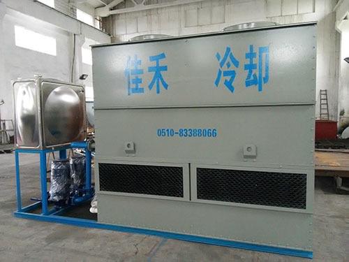 闭式冷却塔的使用寿命该怎么进行提高