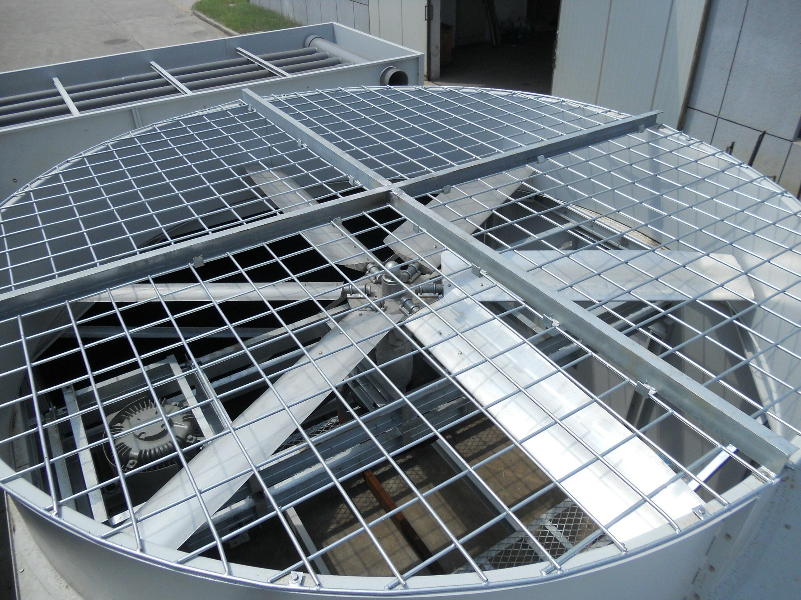 闭式冷却塔风机维修注意事项有哪些?