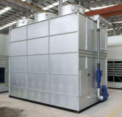 密闭式冷却塔常见故障及解决方法讲解