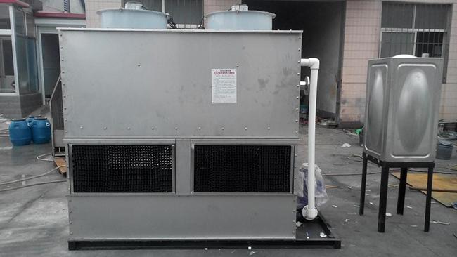 为什么你用的闭式冷却塔温度始终降不下来?