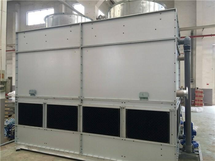 在对闭式冷却塔选型时要遵循哪些原则