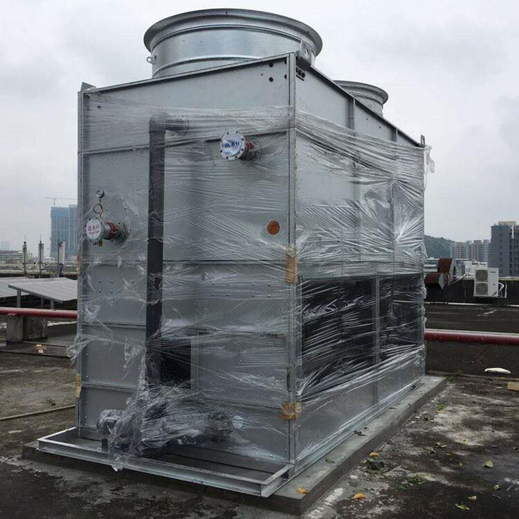 如何在多台冷却塔进出水管上设置电动阀