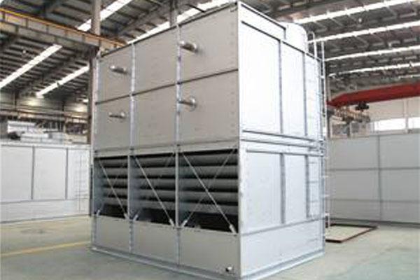 该如何对闭式冷却塔进行补水?