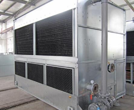 闭式冷却塔和开式冷却塔运行时循环方式有什么不同?