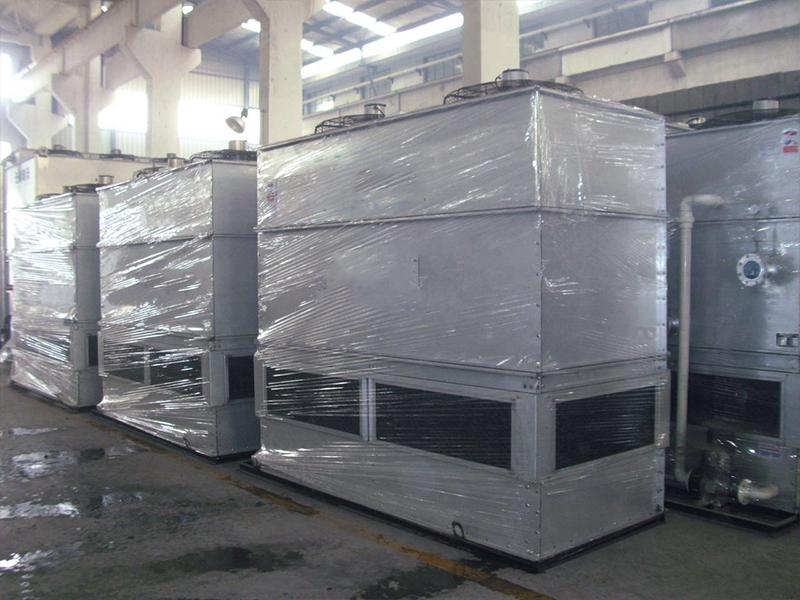 闭式冷却塔填料的清洗频率