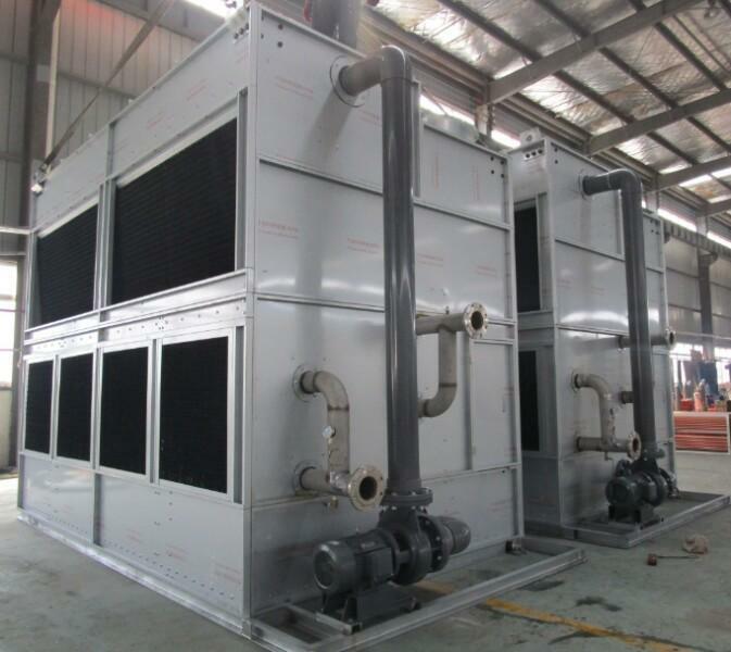 闭式冷却塔施工时为什么要要注意选择和检查安装的场地?