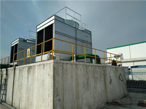 该如何正确维护中央空调冷却塔?