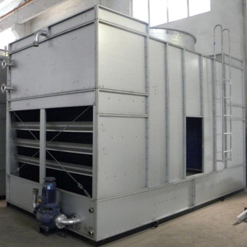 为什么要对闭式冷却塔开展除垢工作