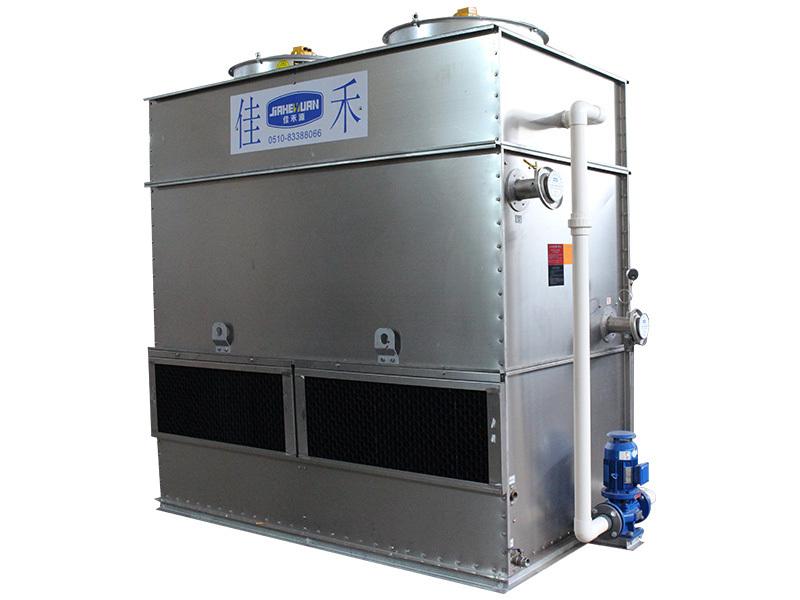 淬火液冷却是选择闭式冷却塔还是开式冷却塔