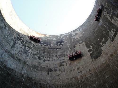 为什么混凝土冷却塔容易受到腐蚀
