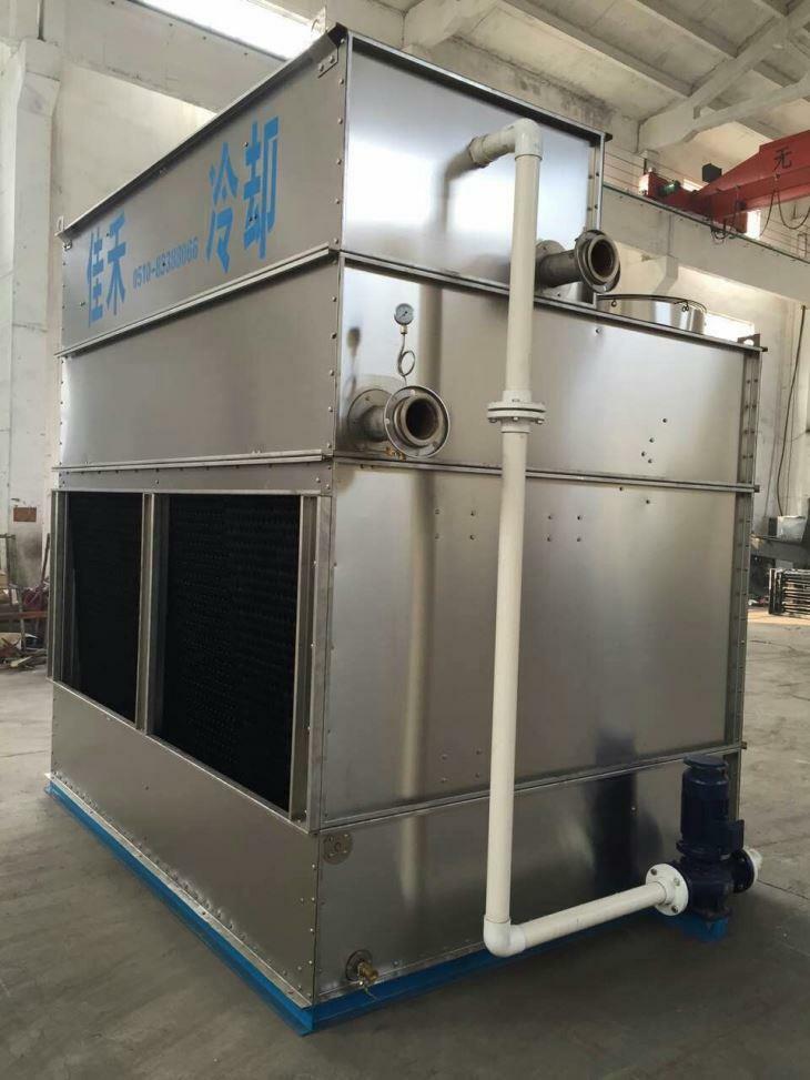 密闭式冷却塔的各零部件有什么特点?