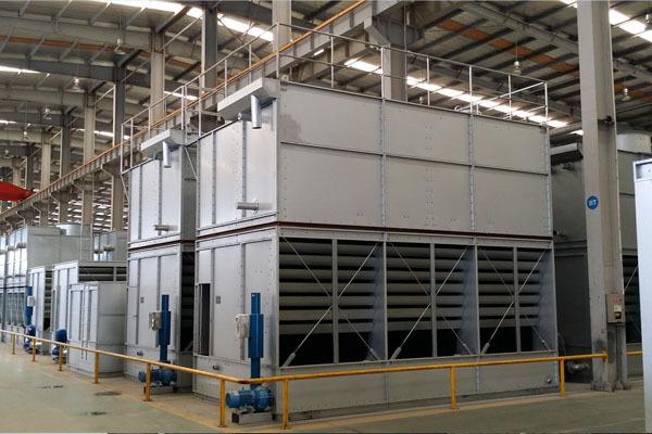 闭式冷却塔进行维修保养时要注意哪些问题