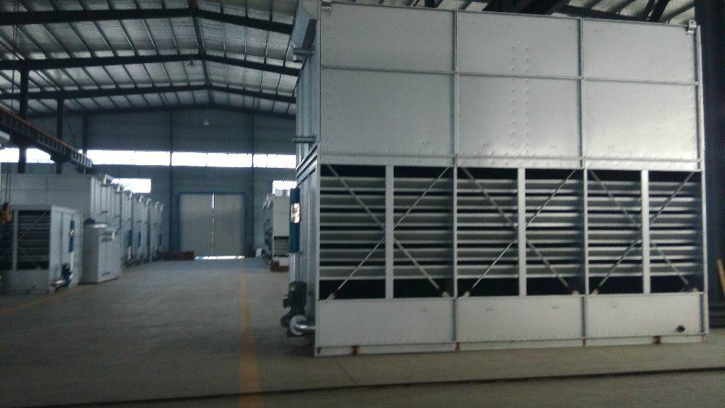 改善封闭式冷却塔噪音的原理是什么