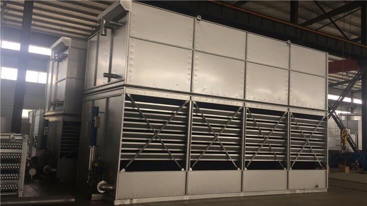 蒸发式冷凝器的这些日常操作你都了解吗