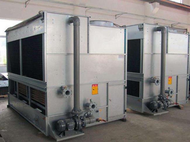 闭式冷却塔电机问题