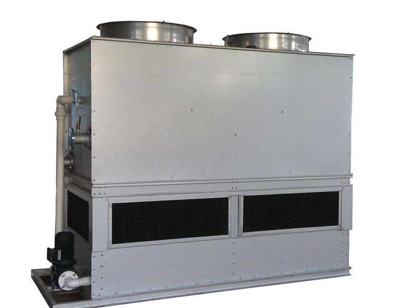 该怎样避免逆流式闭式冷却塔出现结冰问题
