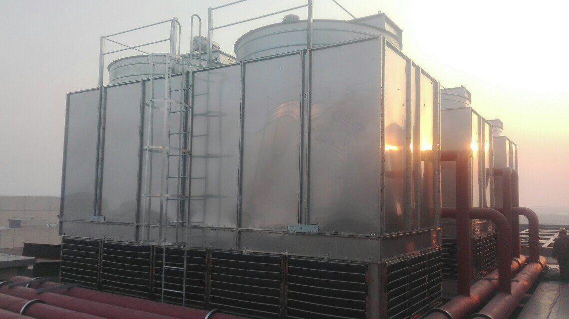 怎样通过封闭式冷却塔实现废热的回收利用