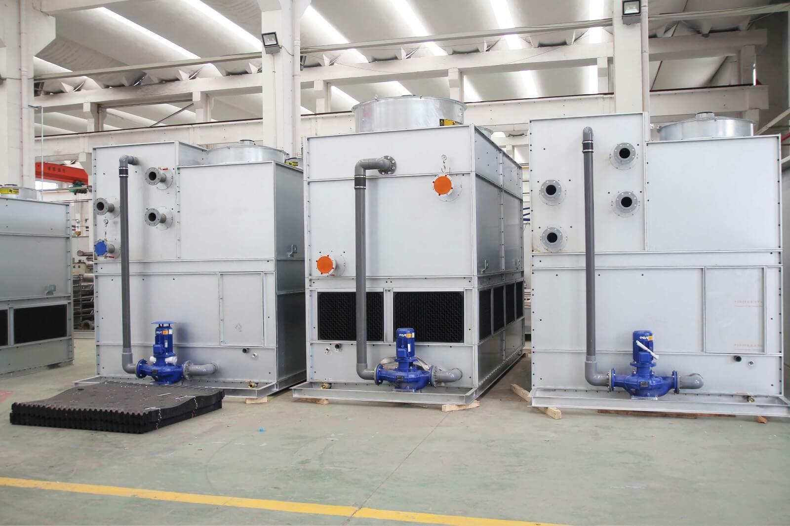 闭式冷却塔有哪些值得注意的验收规范?