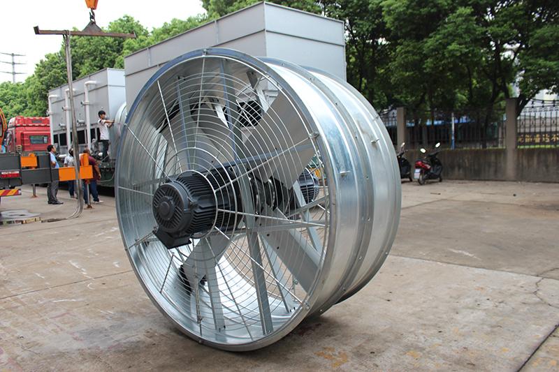 冷却塔风机的转速该如何进行计算