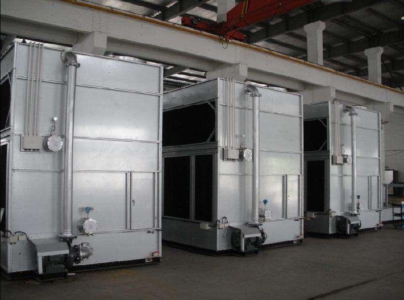 闭式冷却塔系统中有关换热终温的应用参数的选取要求有哪些