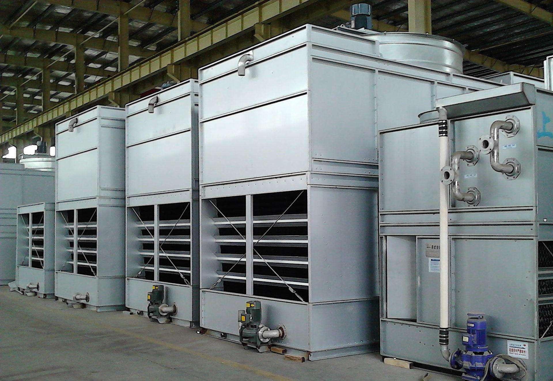 闭式冷却塔的冷却方式有几种