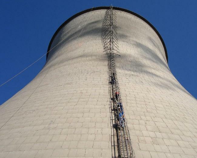 如何有效控制冷却塔防腐的裂缝