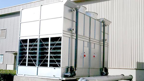 为什么闭式冷却塔控量会发生偏差?
